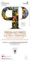 cartell poesia parc natural