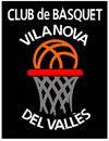 Logo Club de bàsquet Vilanova del Vallès