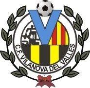 Logo C.F. Vilanova del Vallès