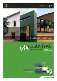 Viu Vilanova Núm. 16 (2009)