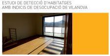 Estudi de detecció d'habitatges amb inicis de desocupació a Vilanova del Vallès