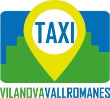 Distintiu prestació servei de taxi Vilanova-Vallormanes