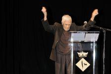 Homenatge Francesc Escalé (33è aniversari independència Vilanova del Vallès)