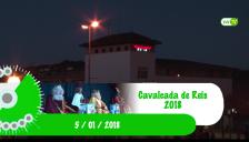 Cavalcada de Reis 2018 a Vilanova del Vallès