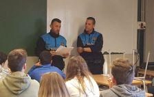Tallers de Seguretat Viària a l'Institut de Vilanova del Vallès