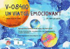Casal d'Estiu: V-08410 un viatge emocionant