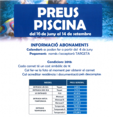 Preus Piscina Vallromanes