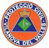 Escut de l'Associació de Voluntaris de Protecció Civil de Vilanova del Vallès